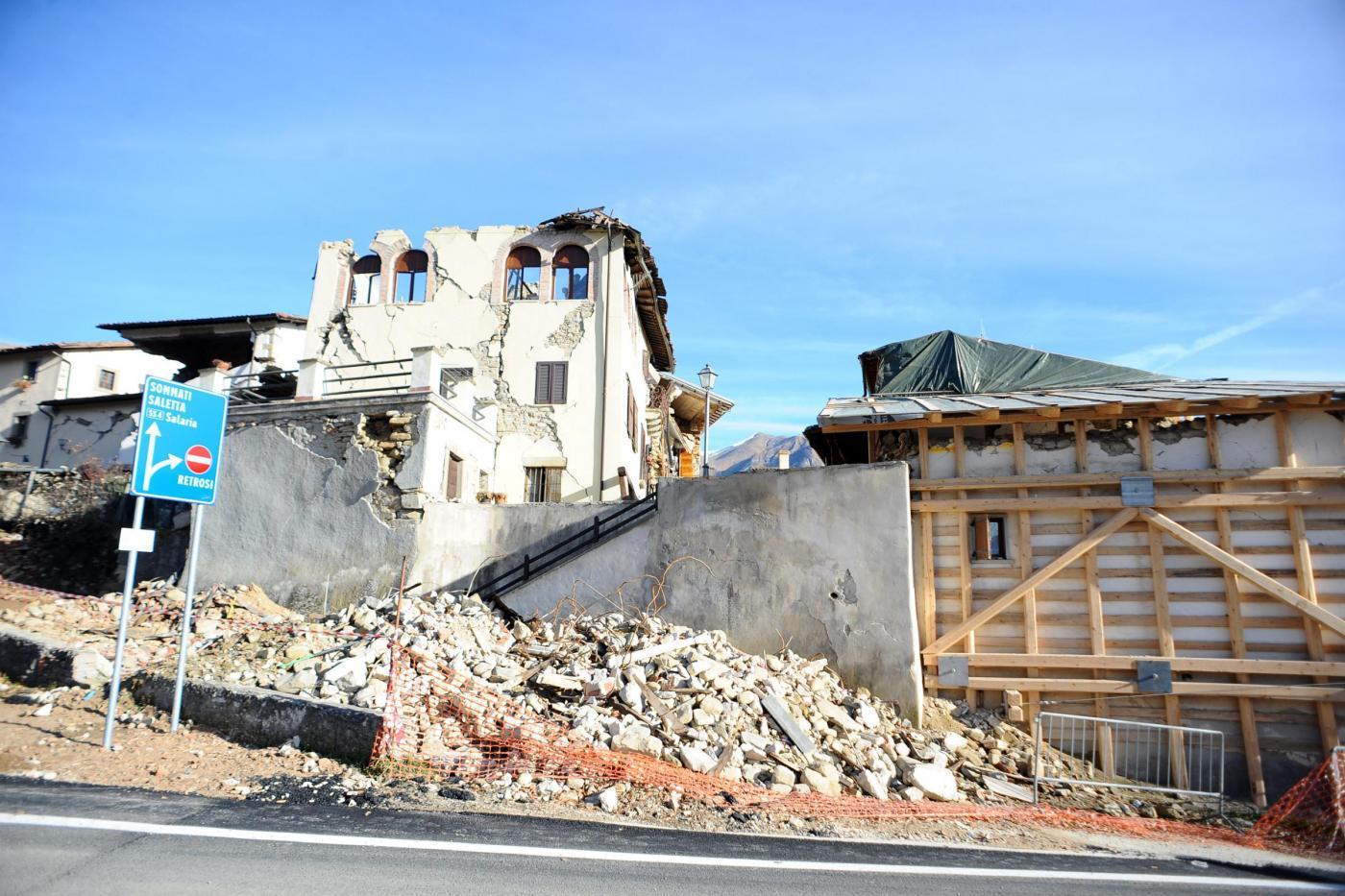 Terremoto dorina bianchi ad amatrice per partecipare ai for Lavori parlamentari