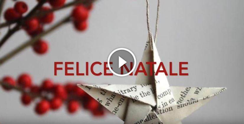 Buon Natale Video.Auguri Di Buone Feste E Buon Natale Ecco I Video Da Condividere Su