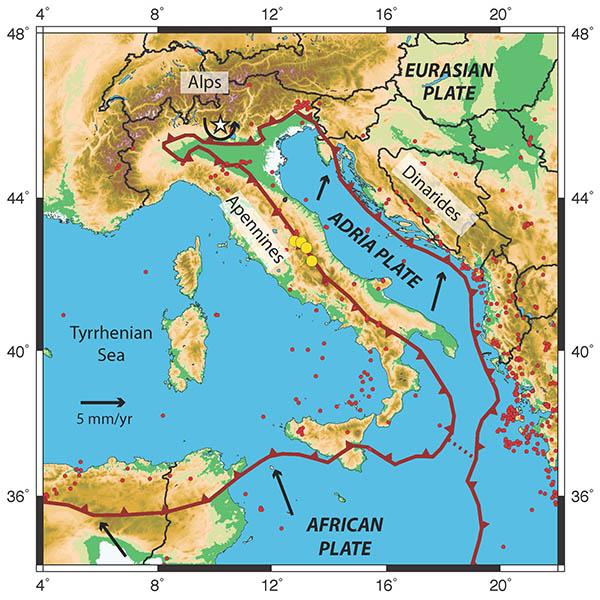 Cartina Italia Terremoti.Terremoto L Ingv In Italia E Allerta Permanente Non Ci Sono Zone A Rischio Zero Si Arriveremo A Prevedere Le Scosse