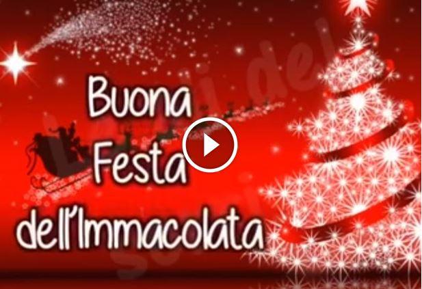 Molto 8 dicembre, Festa dell'Immacolata: ecco i VIDEO per gli auguri su  AZ68