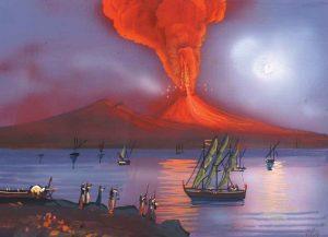 vesuvio eruzione 1631