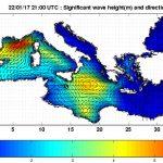 Allerta Meteo, non solo nubifragi: domani sullo Jonio una violenta sfuriata di scirocco, attenzione alle mareggiate [MAPPE]