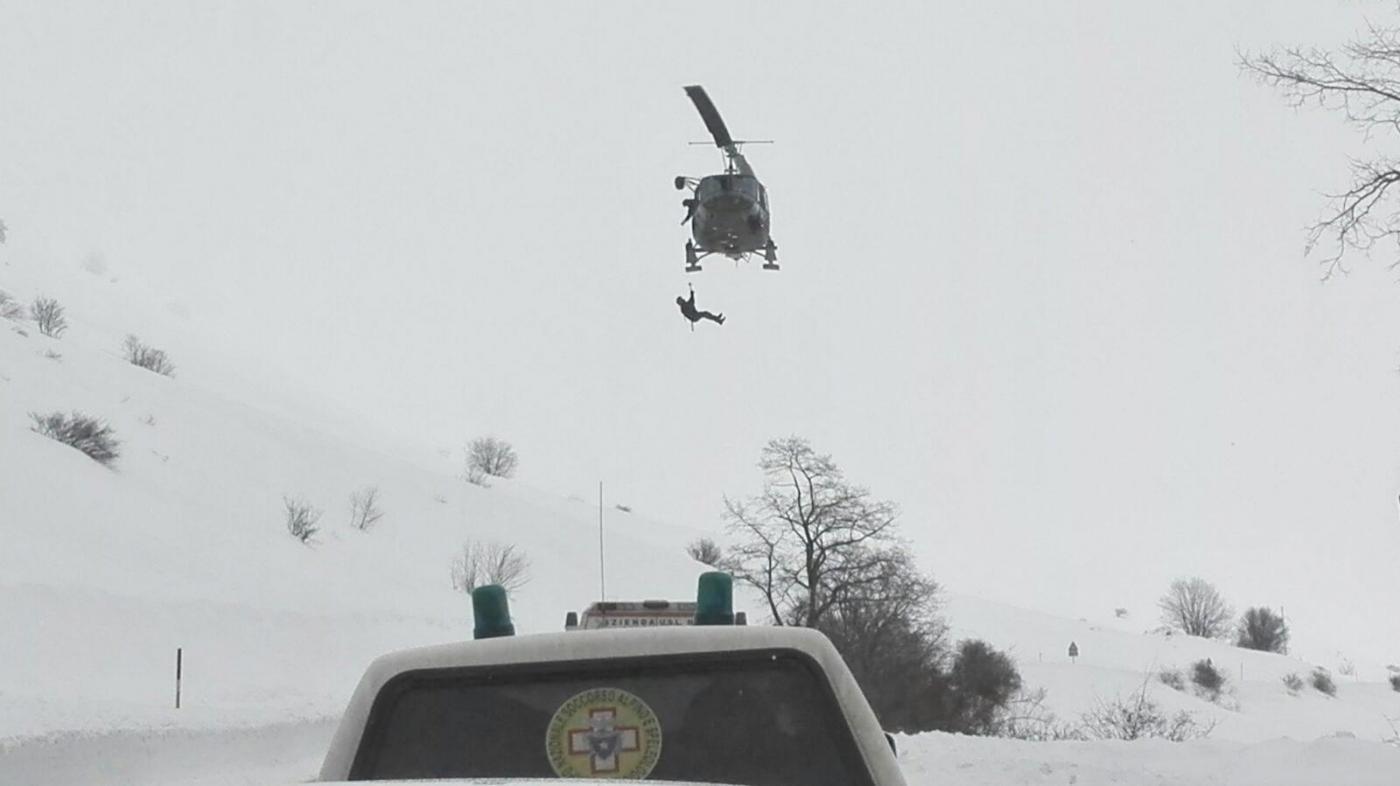 Elicottero Ch : Elicottero caduto i precedenti casi di incidenti e vittime nei