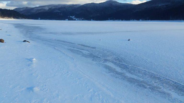 Il Lago Arvo in Sila