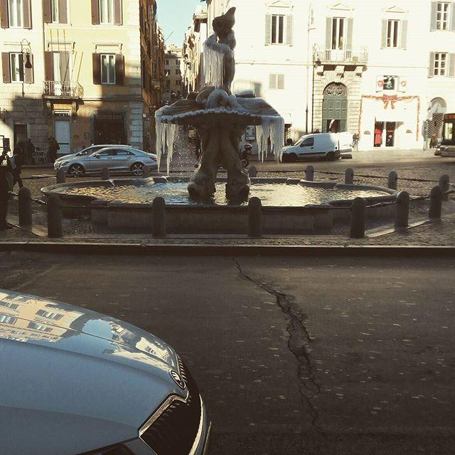 Roma, Piazza Barberini