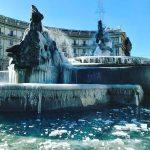 """L'Italia si trasforma in una grande """"ghiacciaia"""": temperature glaciali da Nord a Sud [FOTO e DATI]"""