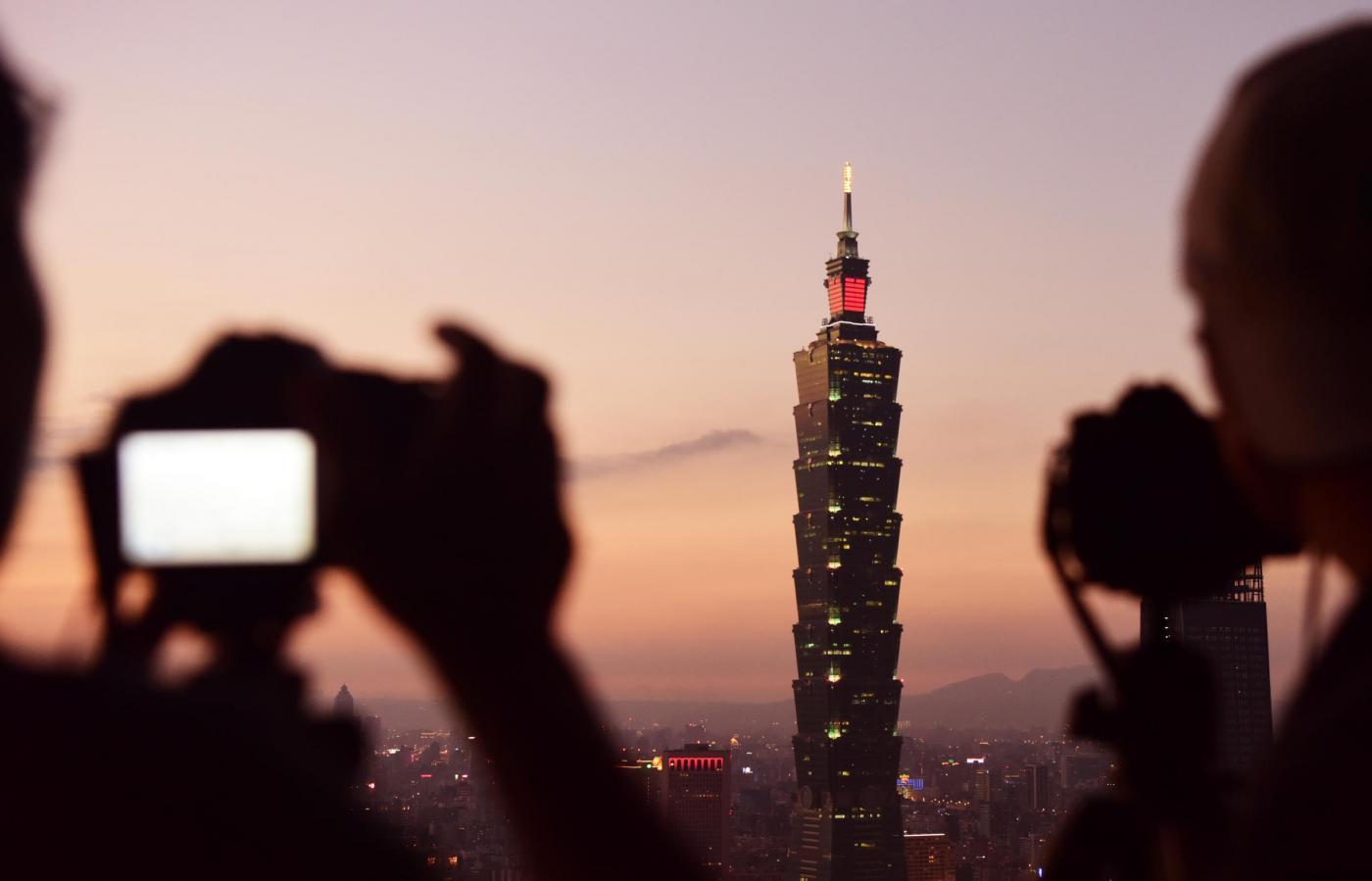 Taipei 101 il quinto grattacielo pi alto del mondo for Grattacielo piu alto del mondo