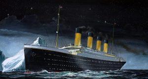 Titanic affondato incendio (1)