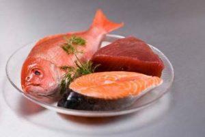 pesce omega-3