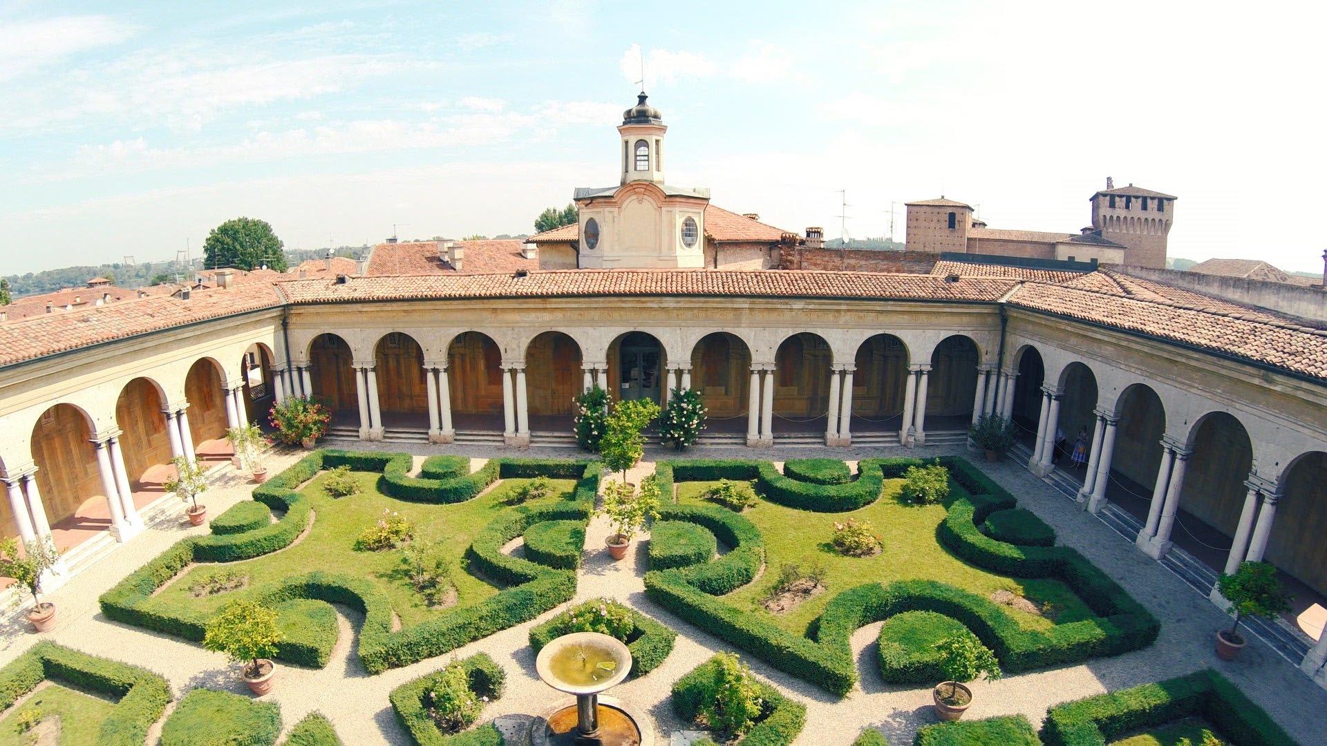In lombardia alla scoperta di mantova gallery meteo web for La corte dei gonzaga mantegna