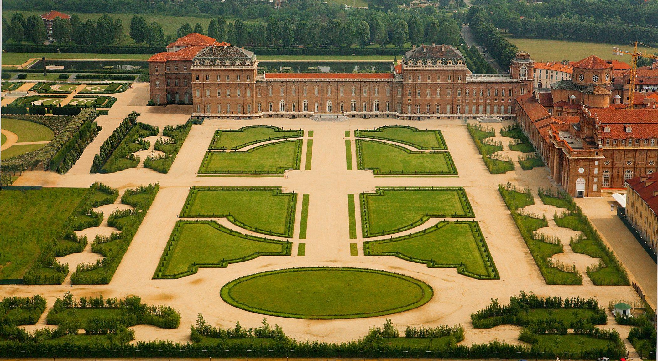 Giardini D Inverno Uno Piu : Reggia di venaria reale uno dei giardini più belli d
