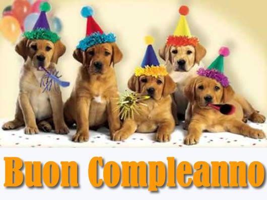 Favorito Buon Compleanno: ecco le IMMAGINI per gli auguri su WhatsApp e  MY37