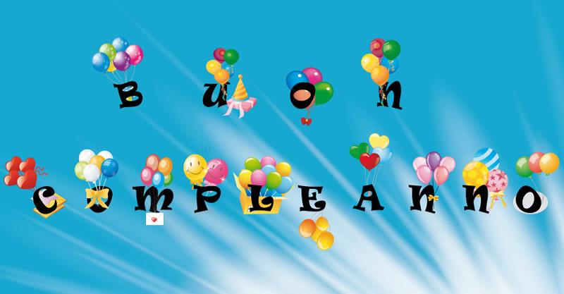 Famoso Buon Compleanno: ecco le IMMAGINI per gli auguri su WhatsApp e  IY79