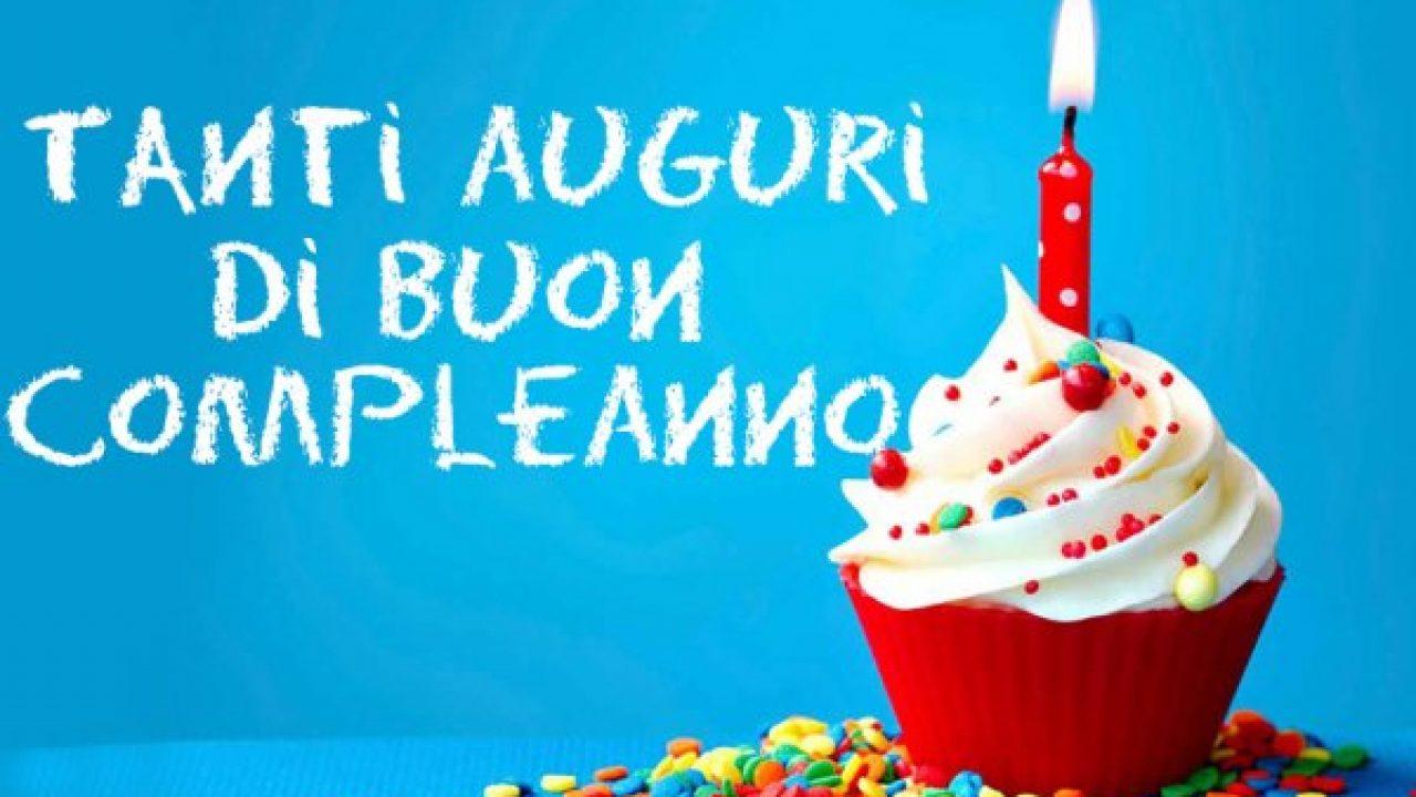 Buon Compleanno Ecco Le Frasi Da Condividere Su Whatsapp E