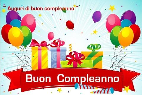 Top Buon Compleanno: ecco le IMMAGINI per gli auguri su WhatsApp e  FM32