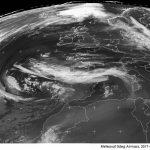 Previsioni Meteo: attenzione al fronte che risale da Sud/Ovest, poi domani violenti temporali al Nord con il ritorno del freddo invernale