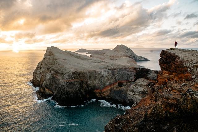 Lo spettacolo della natura di Madeira
