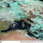 """Maltempo, """"Tempesta della Festa della Donna"""": il ciclone si allontana sullo Jonio, ultime ore di maltempo al Sud"""