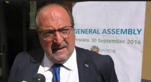 ll Sottosegretario Regionale con delega alla Protezione Civile Mario Mazzocca