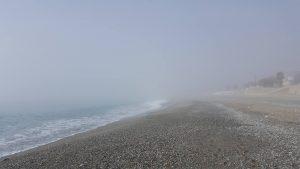 nebbia di mare