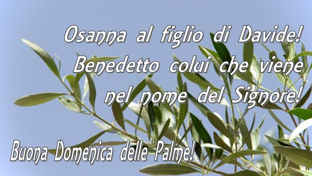 Immagini domenica delle palme 2017 per auguri originali e - Storia di palma domenica ks1 ...