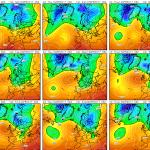 Previsioni Meteo: attenzione ai forti temporali di Pasqua e Pasquetta, poi arrivano gelo e neve!