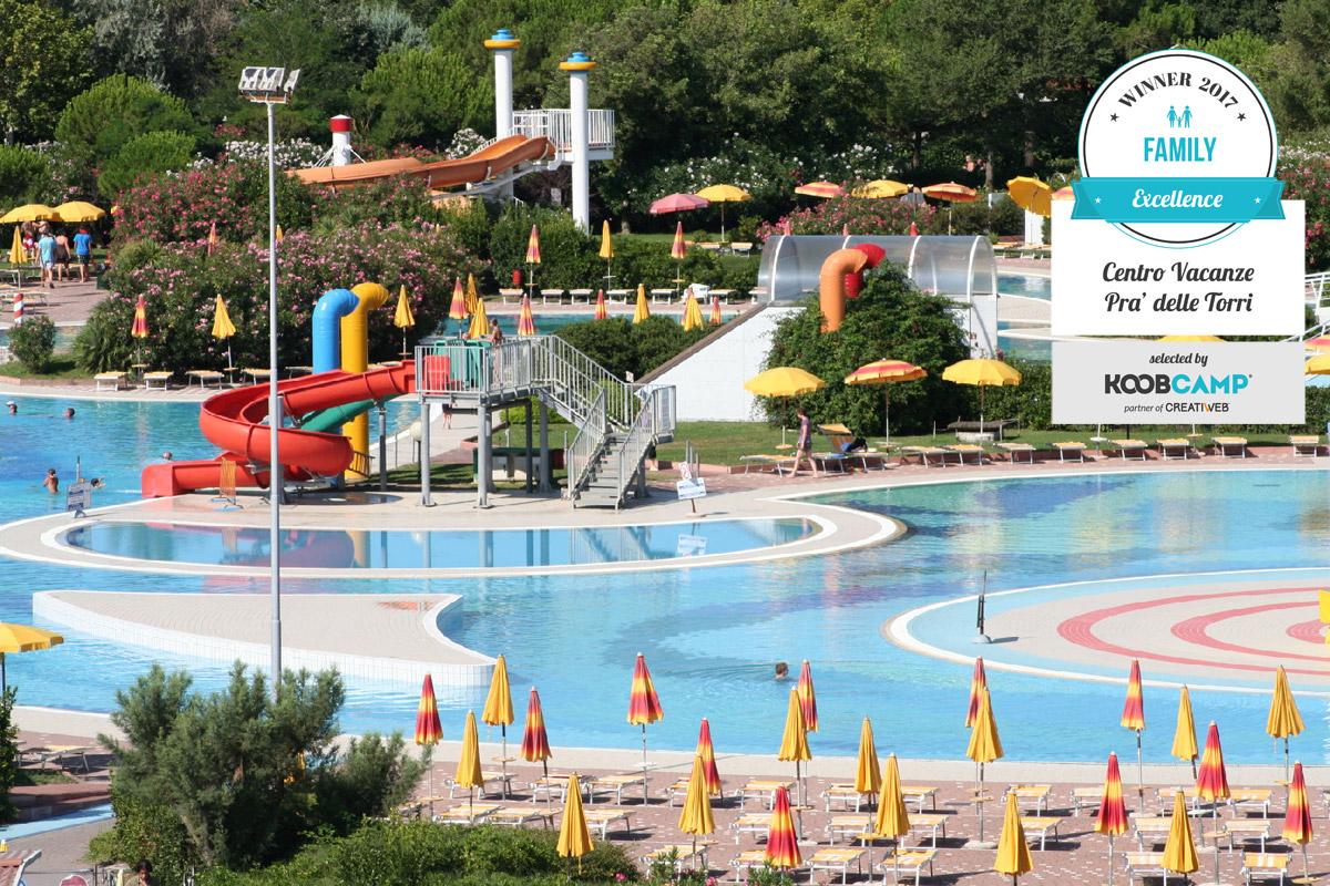 I 10 migliori campeggi e villaggi per famiglie il centro - Villaggi con piscine e scivoli ...