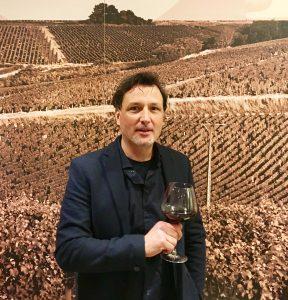 Stefano Faedo, neo presidente del Consorzio Tutela Vino Arcole doc