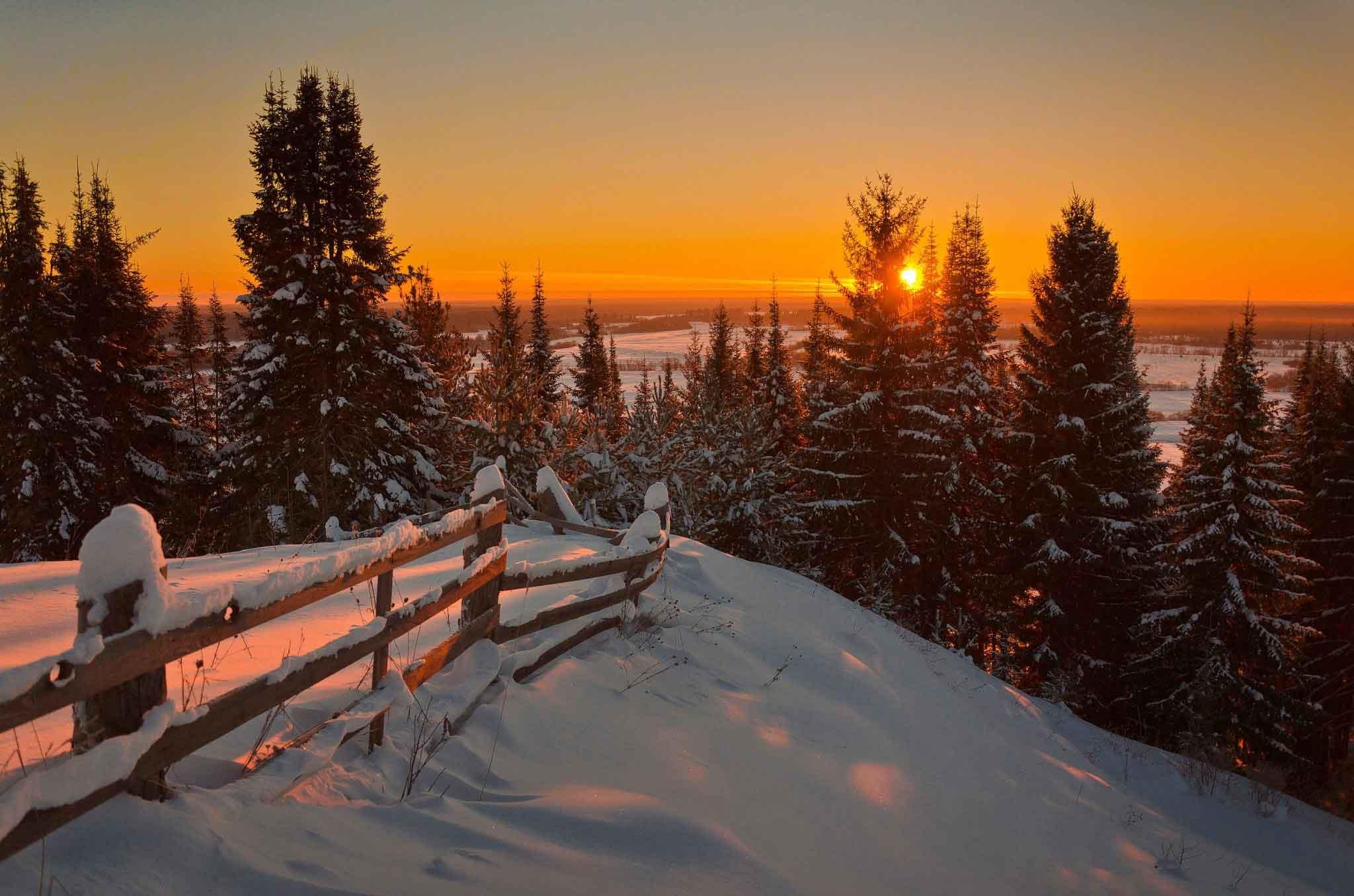 Il vortice polare scatena l 39 inverno gelo e neve avanzano - Wallpaper hd nature winter ...
