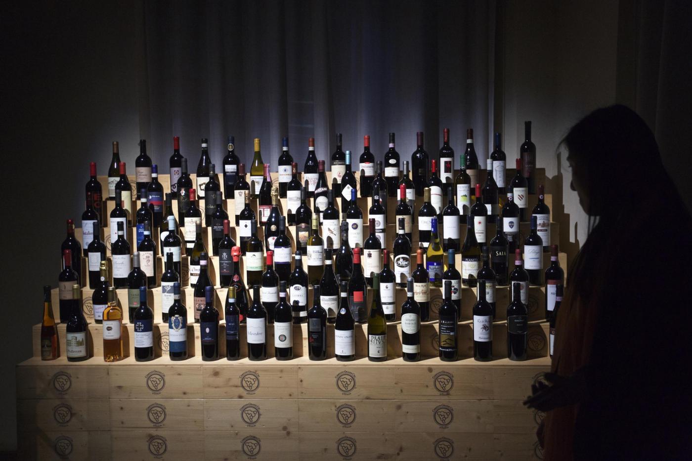 Coldiretti, allarme dazi Usa su vino Made in Italy