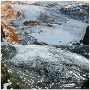 Cambiamenti climatici, scioglimento dei ghiacciai: superato