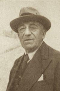Emilio Oddone (1861-1940) Ph. Viviana Castelli