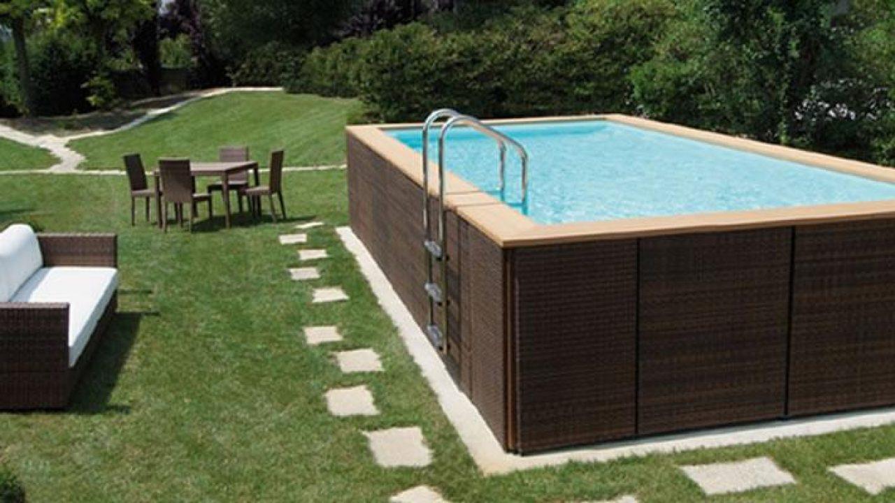 Quanto Costa Piscina Interrata piscine fuori terra: pro e contro tra costi e manutenzione