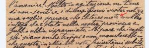 """""""Cartolina dal fronte, 3 maggio 1917, da Castelli et al., 2016"""""""