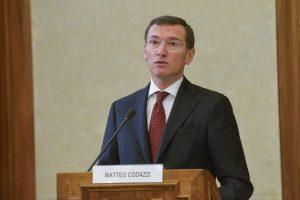 Matteo Codazzi, Amministratore Delegato di CESI. Credit: Stefano Carofei