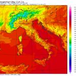 Previsioni Meteo, Sud nella morsa del super caldo per altre 48 ore: Venerdì 30 le temperature più alte fino a +46°C in Calabria e Sicilia!