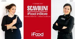 17 giugno Rossano - Showcooking Frisco Pietrocola