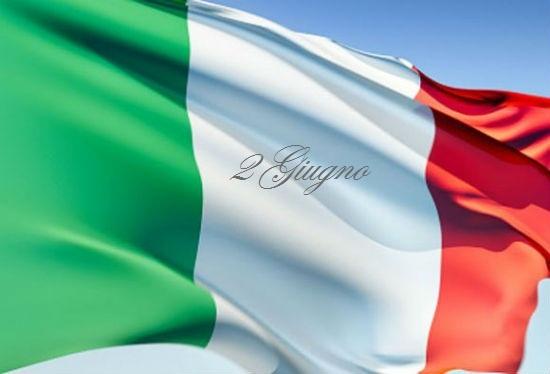 Buon 2 giugno festa della repubblica italiana 2017 le for Repubblica italiana nascita