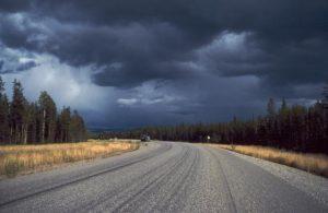 Alaska Thunderstorms