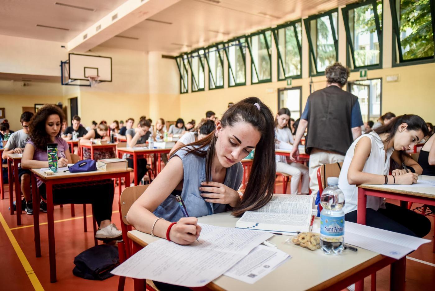 Maturit seconda prova al linguistico analisi del brano for Liceo di moda milano