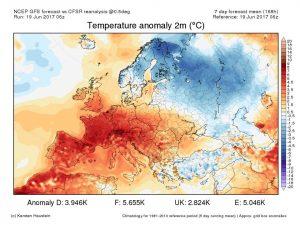 caldo prossimi giorni