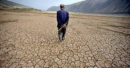 CALDO, ALLARME SICCITA' / agricoltura a rischio in tutta Europa per mancanza di precipitazioni