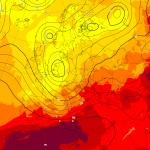 """Previsioni Meteo, lo """"shock termico"""" durerà poco: nuova ondata di super-caldo tra fine Luglio e inizio Agosto [MAPPE]"""
