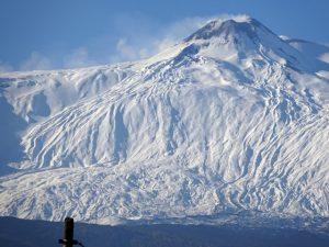 Cratere di Sud Est dell'Etna