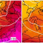 """Allerta Meteo, """"shock termico"""" in arrivo sull'Italia: tracollo di -20°C in piena estate, allarme per bombe d'acqua e tornado"""