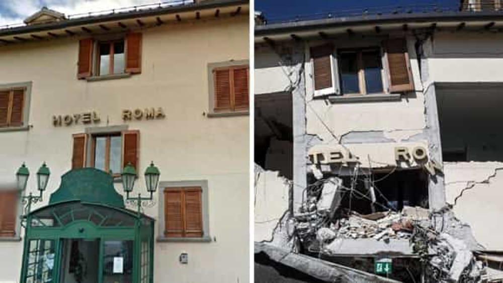 Hotel Ristorante Roma Amatrice