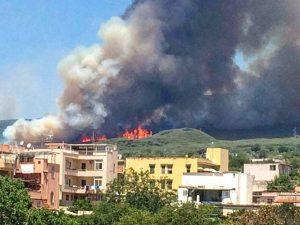incendio vesuvio 11 luglio 2017 (16)