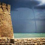Maltempo in Puglia, numerosi tornado sulla costa adriatica: danni ingenti [FOTO e VIDEO SHOCK]