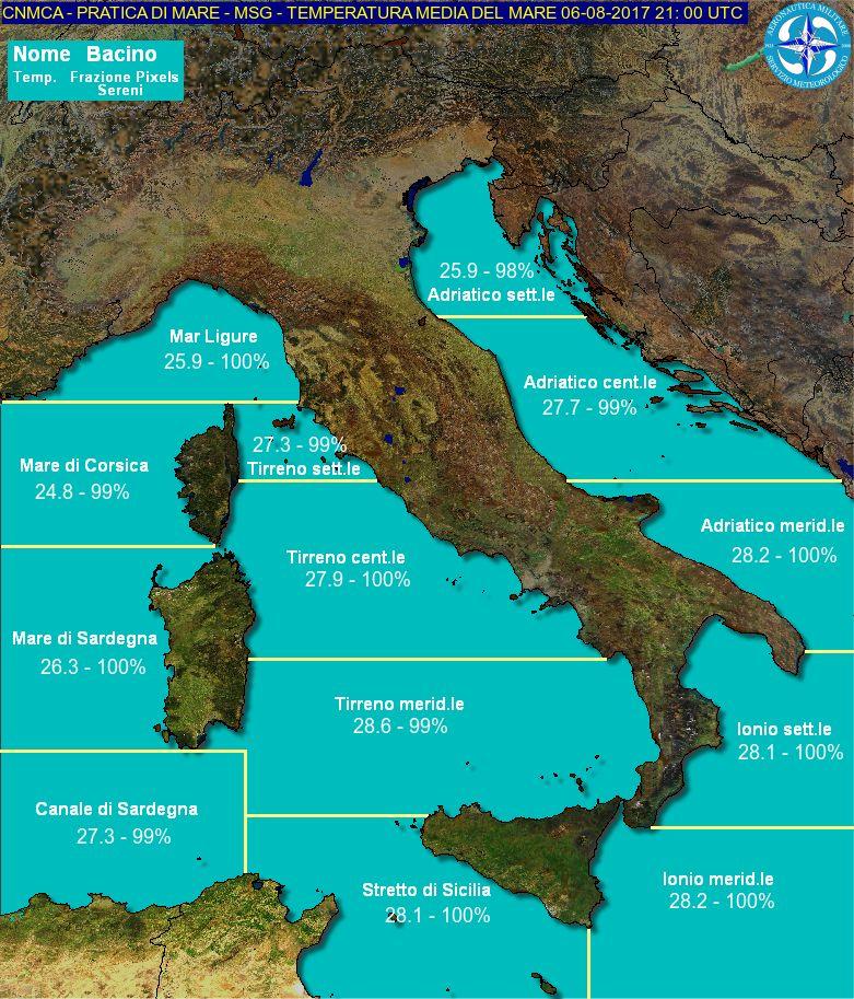 Mari Che Bagnano L Italia – Casamia Idea di immagine