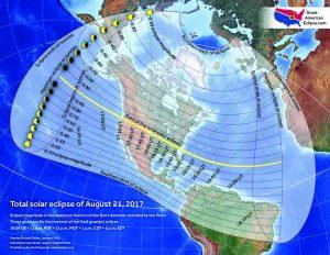 eclissi solare 21 agosto 2017